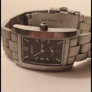 Donna Karan New York Watch DKNY - stainless steel